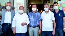 MADO, Büyükelçileri Kahramanmaraş'ta ağırlamaya devam ediyor