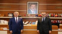 Bakan Karaismailoğlu ile Bakan Yardımcısı Alpaslan Şehrimize Geliyor