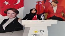 BAŞKAN AV.BÜŞRA TELLİ'' KADINA ŞİDDETE HAYIR ''