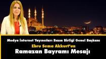 MİYABB Başkanı Akkurt'tan Bayram Mesajı
